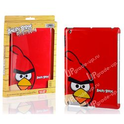 Чехол-накладка для Apple iPad 2 * iPad 3 ANGRY BIRDS Red Bird IPAB301G 11