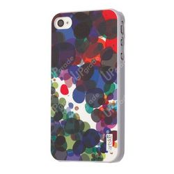 Чехол-накладка для Apple iPhone 4 * 4s Artske Bubbles UC-P10-IP4S 2/1+плёнка